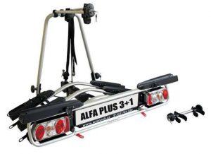Platforma rowerowa Taurus alfa plus 3 + 1
